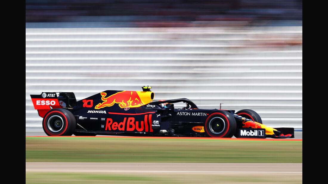 Pierre Gasly - Red Bull - Formel 1 - GP Deutschland - Hockenheim 2019
