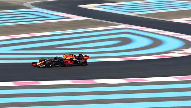 Pierre Gasly - Red Bull - Formel 1 - GP Frankreich - 21. Juni 2019