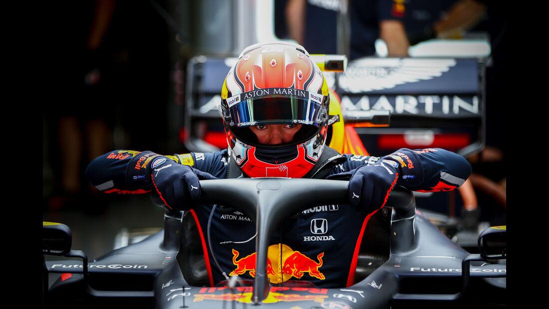 Pierre Gasly - Red Bull - Formel 1 - GP Spanien - Barcelona - 11. Mai 2019