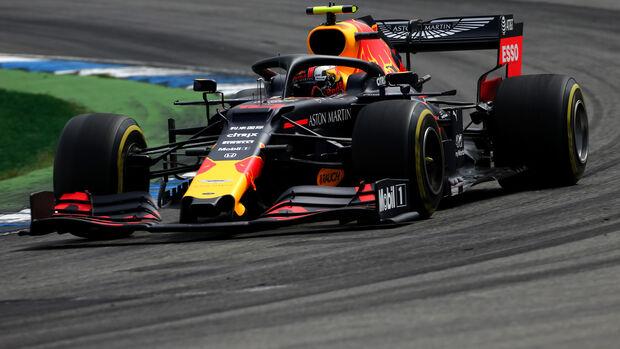 Pierre Gasly - Red Bull - GP Deutschland 2019 - Hockenheim