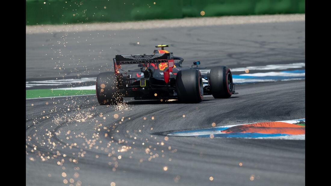 Pierre Gasly - Red Bull - GP Deutschland 2019 - Hockenheim - Qualifying