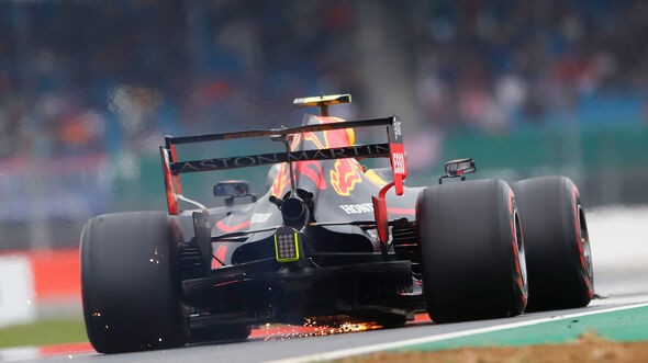 Pierre Gasly - Red Bull - GP England 2019