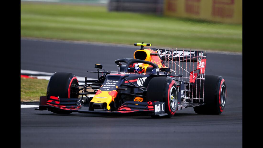 Pierre Gasly - Red Bull - GP England - Silverstone - Freitag - 12.7.2019