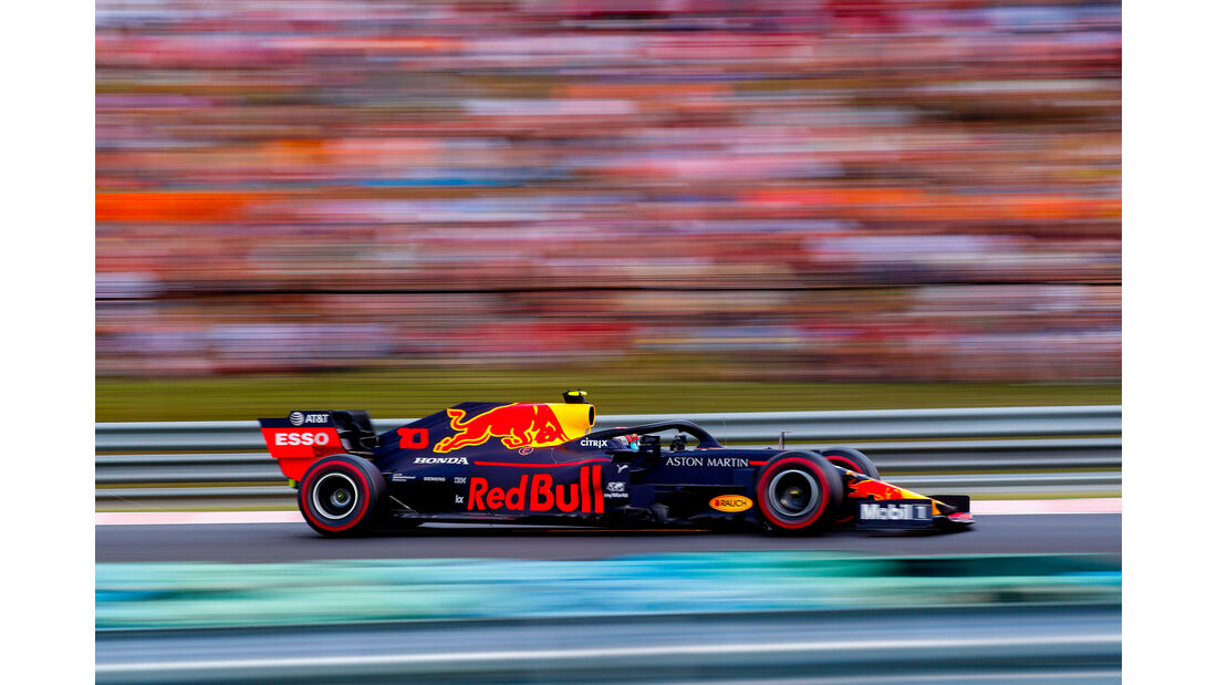 Pierre Gasly - Red Bull - GP Ungarn 2019 - Budapest - Qualifying