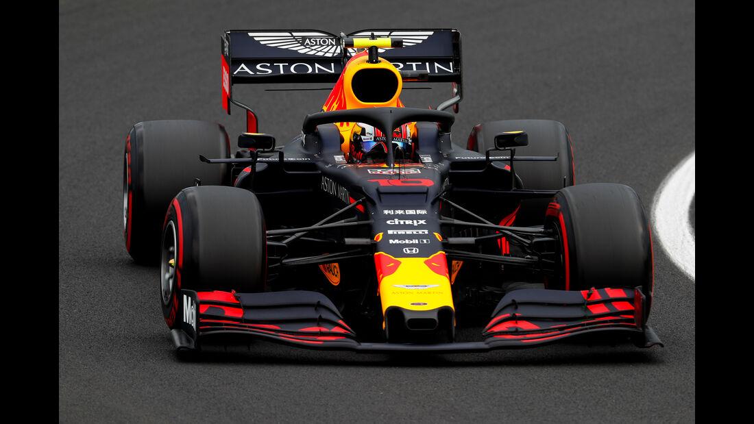 Pierre Gasly - Red Bull - GP Ungarn - Budapest - Formel 1 - Freitag - 2.8.2019