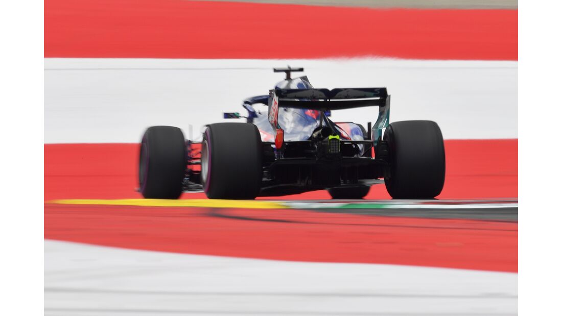Pierre Gasly - Toro Rosso - Formel 1 - GP Österreich - 30. Juni 2018