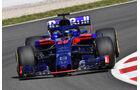 Pierre Gasly - Toro Rosso - Formel 1 - GP Spanien - Barcelona - 11. Mai 2018