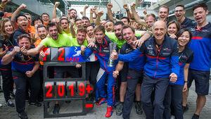Pierre Gasly - Toro Rosso - GP Brasilien 2019