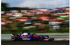 Pierre Gasly - Toro Rosso - GP Ungarn 2018 - Budapest - Rennen