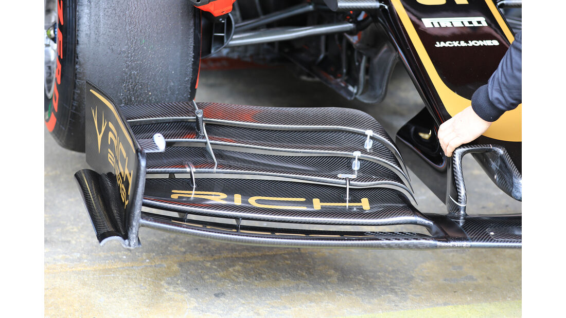 Pietro Fittipaldi - Haas - Barcelona - F1-Test - 20. Februar 2019