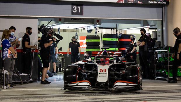 Pietro Fittipaldi - Haas - Formel 1 - GP Sakhir - Bahrain - Samstag - 5.12.2020