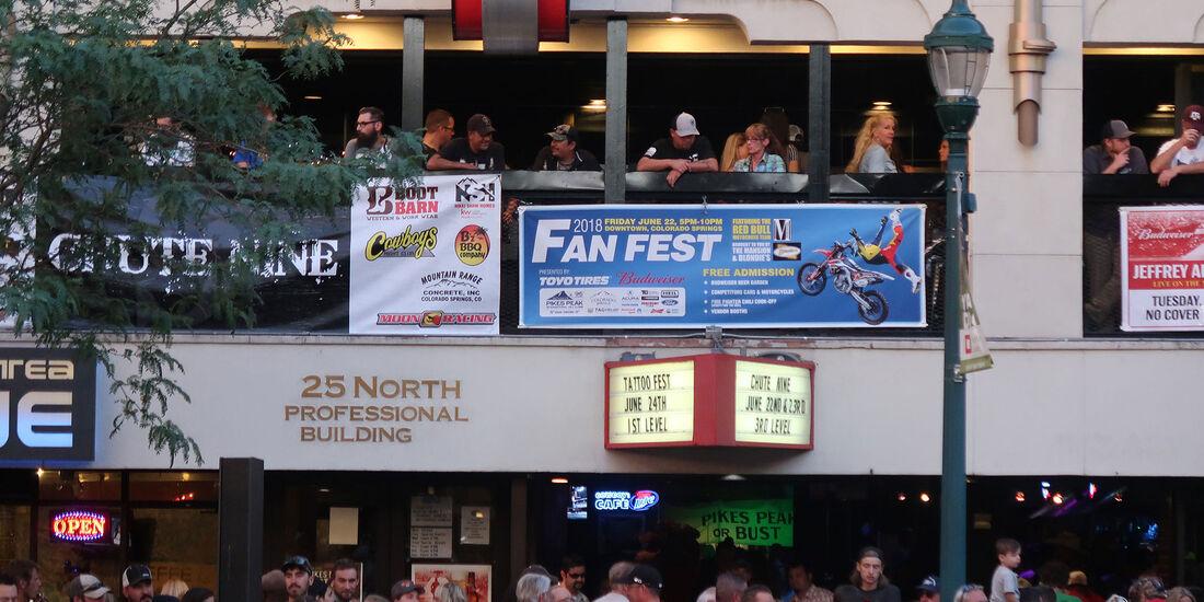 Pikes Peak Fanfest 2018