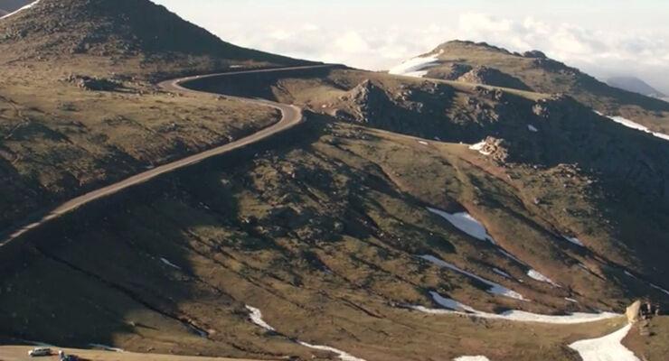 Pikes Peak Herausforderungen