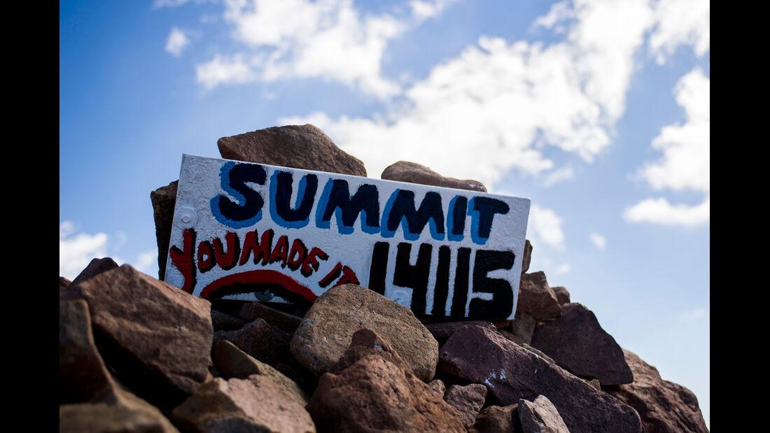Pikes Peak Hillclimb 2013