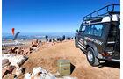 Pikes Peak, Range Rover Sport V8 5.0 SC, Paul Dallenbach
