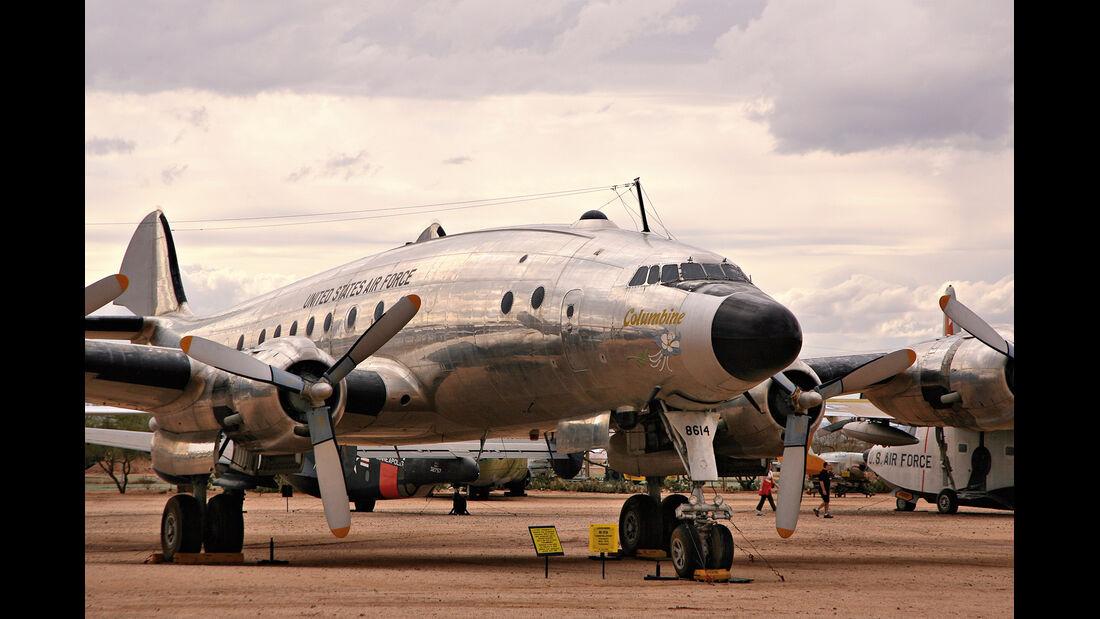 Pima Air & Space Museum, Tucson