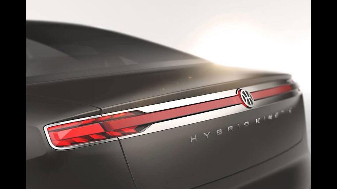 Pininfarina Hybrid Kinetic H600 Teaser Genf 2017