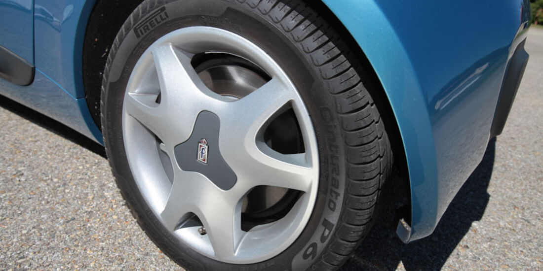 Pininfarina Nido EV, Rad