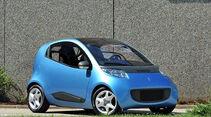 Pininfarina Nido EV prototype unveiled