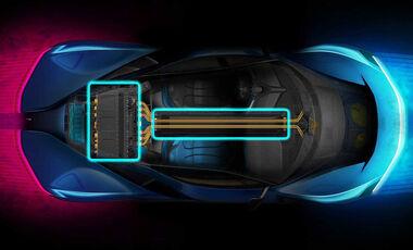 Pininfarina PF0 Battista Hypercar Elektro