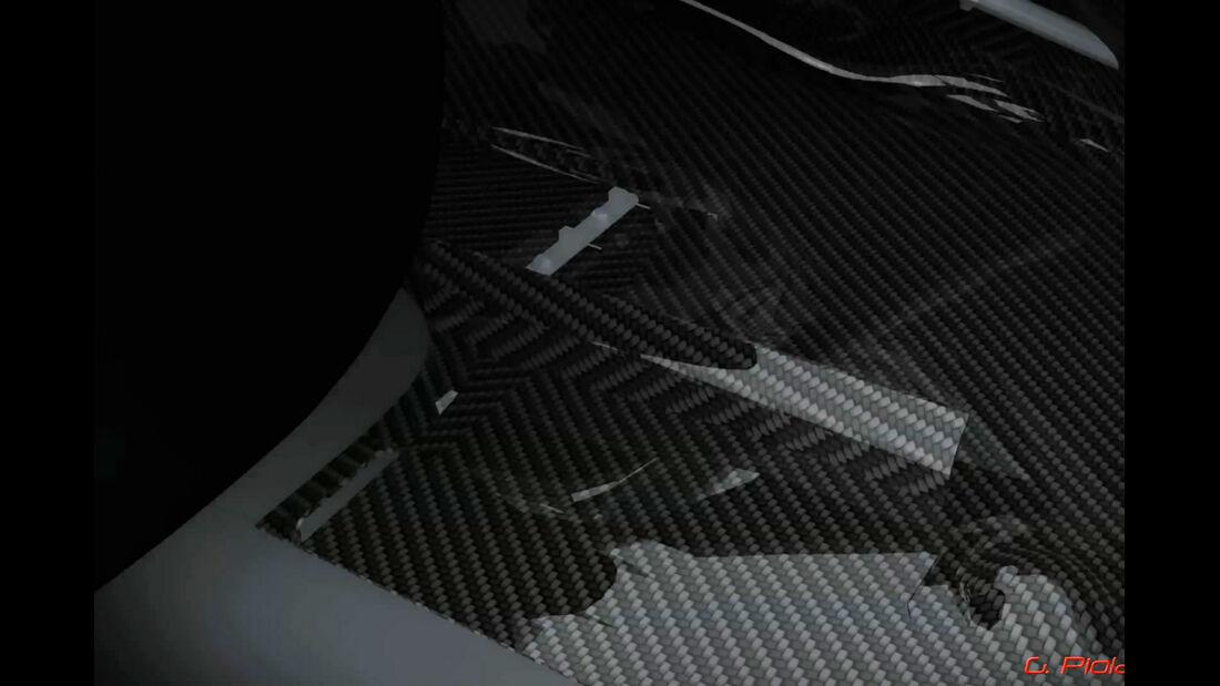 Piola-Technik Updates Mercedes AMG W04 2013
