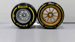 Pirelli - 13 Zoll - 18 Zoll - Rad - Formel 1