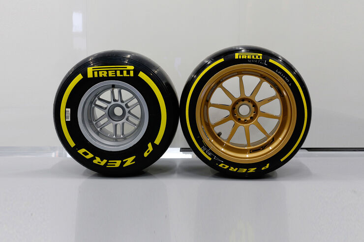 Pirelli 18