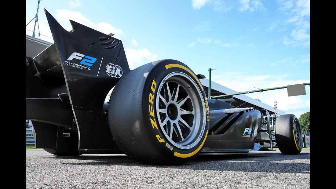 Pirelli - 18-Zoll - Formel 2 - GP Italien 2019