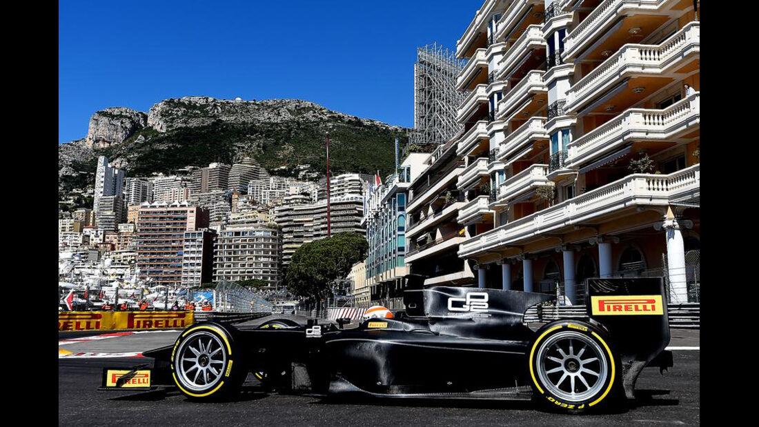Pirelli - 18 Zoll - Reifen - GP Monaco - 2015