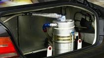 Pirelli-BMW M3 GT4 Schmierung