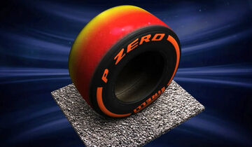 Pirelli F1 Reifen 2014