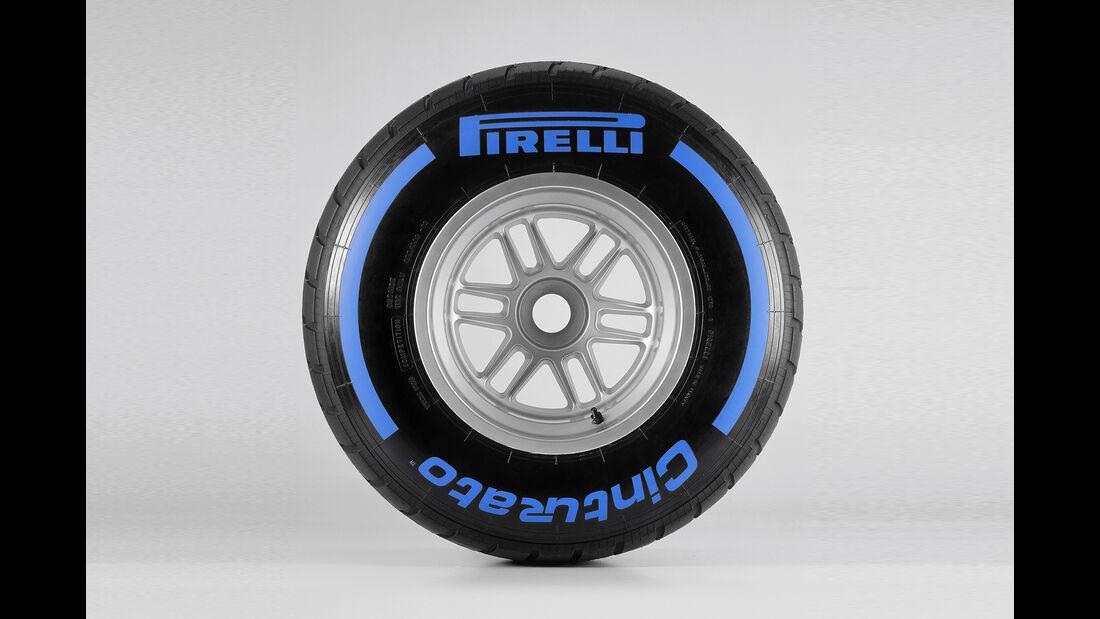 Pirelli F1 Reifen Hard Wet
