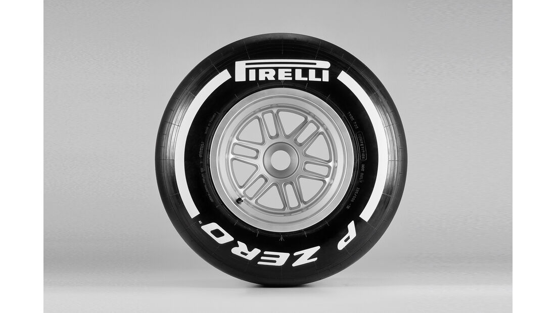 Pirelli F1 Reifen Medium