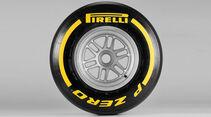 Pirelli F1 Reifen Soft