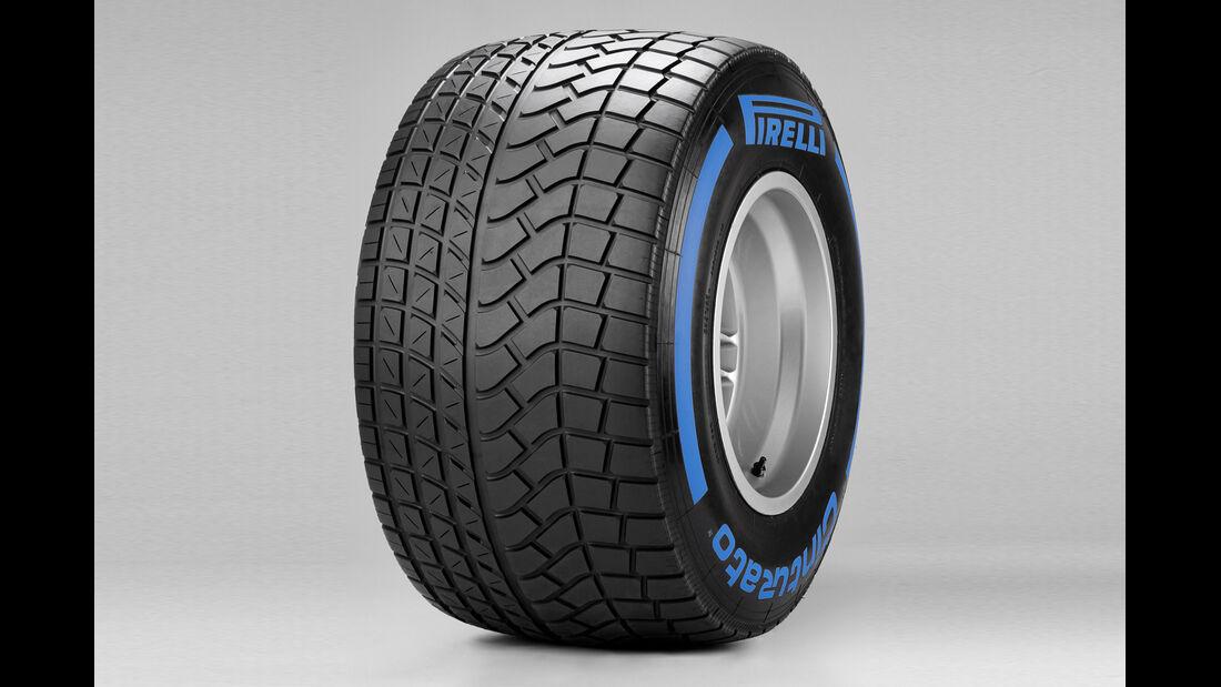 Pirelli F1 Wet 2014