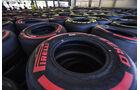 Pirelli - Formel 1 - GP Aserbaidschan - Baku - 15. Juni 2016