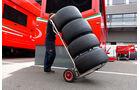 Pirelli - Formel 1 - GP Belgien - Spa-Francorchamps - 19. August 2015