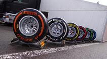 Pirelli - Formel 1 - GP Belgien - Spa Francorchamps - 23. August 2013