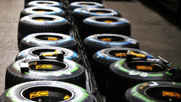 Pirelli - Formel 1 - GP Belgien - Spa-Francorchamps - Donnerstag - 27. August 2020
