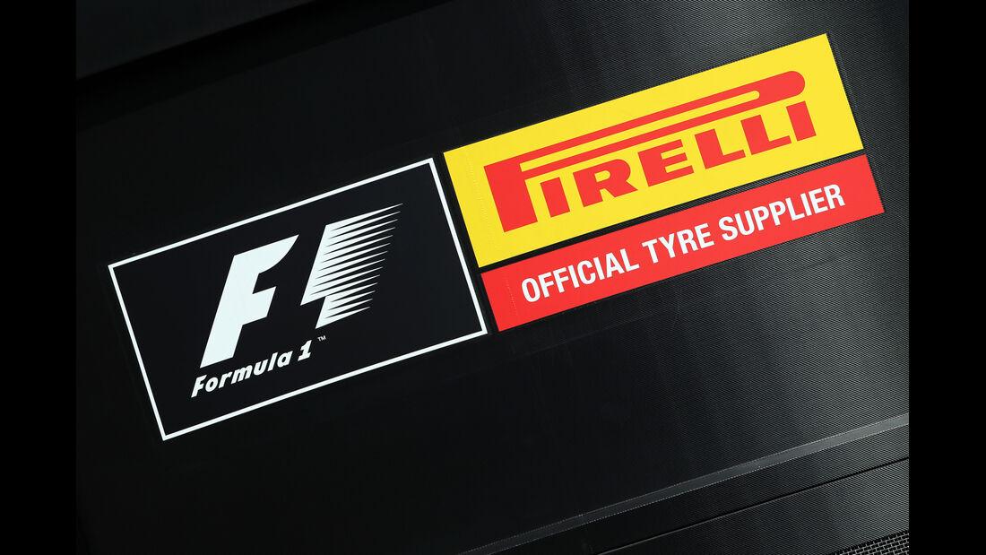 Pirelli - Formel 1 - GP Deutschland - 4. Juli 2013