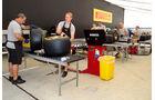 Pirelli - Formel 1 - GP England - Silverstone - 5. Juli 2012