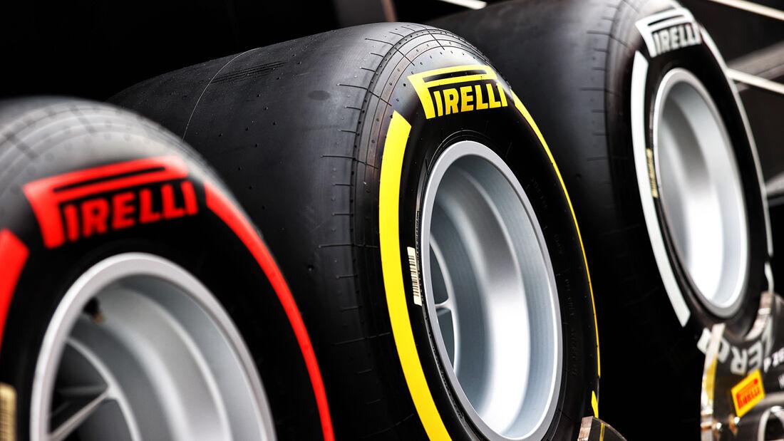 Pirelli - Formel 1 - GP Frankreich - 17. Juni 2021