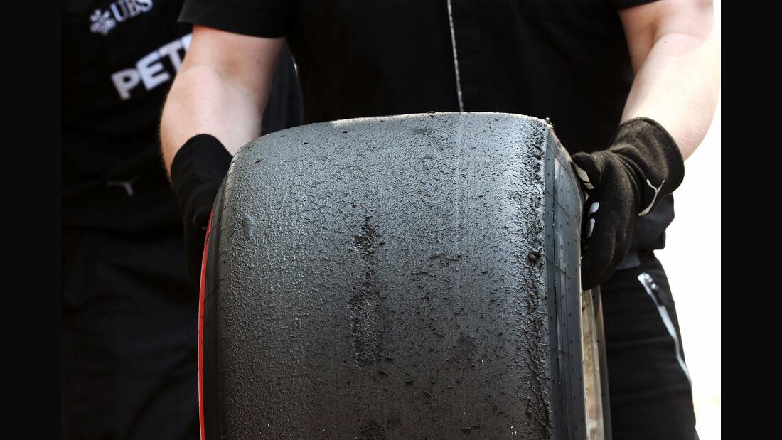 Pirelli - Formel 1 - GP Italien - Monza - 2. September 2016