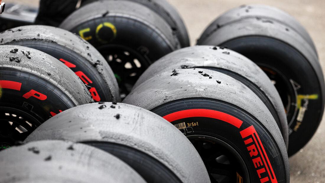 Pirelli - Formel 1 - GP Österreich - Spielberg - Freitag - 2.7.2021