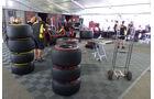 Pirelli - Formel 1 - GP Russland - Sochi - Mittwoch - 7.10.2015