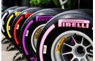 Pirelli - Formel 1 - GP Spanien - Barcelona - 10. Mai 2018