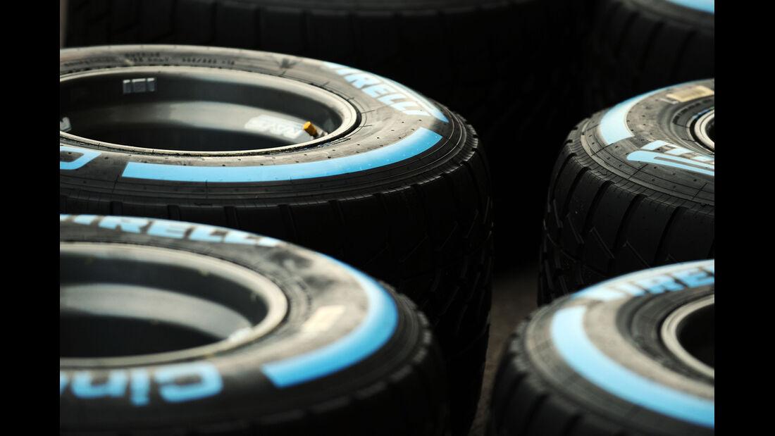 Pirelli - Formel 1 - GP USA - 14. November 2013