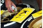 Pirelli - Formel 1 - GP Ungarn - 25. Juli 2012
