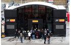 Pirelli, Formel 1-Test, Barcelona, 01. März 2013