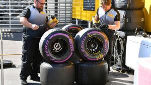 Pirelli - GP Mexiko 2017